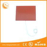 Klebrige elektrische Heizelement-Silikon-Gummi-heiße Platte
