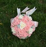 Цветастое венчание Rose пены 2016 цветет букет венчания