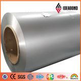 Utilisation en aluminium de bobine pour les matériaux de construction externes de revêtement de mur