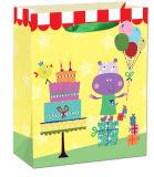 4c design coloré d'impression bébé parti sac cadeau