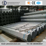Hot Dipped GB / T3091-1993 5.8m Comprimento Gi Steel Round Pipe