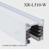 Piste carrée 4 fils en aluminium pour lampe à LED (XR-L510)