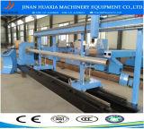 Machine de découpage de plasma de commande numérique par ordinateur, tube de cercle de coupure de coupeur de plasma en métal et pipe de grand dos