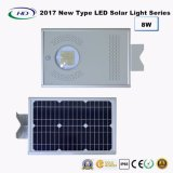 2018 신형 한세트 태양 LED 정원 빛 8W