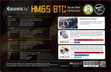Carte mère Esonic Bitcoin Miner avec Core I3 I5 I7 CPU Combo, 8 * Pcie Slots, carte mère Btc Carte mère