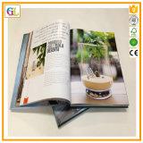 Libro di cucina su ordinazione del Hardcover, stampa dello scomparto
