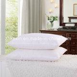 cuscino dell'hotel della piuma dell'anatra di bianco di 2-4cm