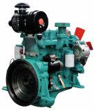Motor diesel marina 6CTA8.3-M188 de la serie C de Cummins