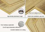 Pegamento de PVC sin WPC Haga clic en pisos de vinilo azulejos / Tablas