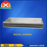 Dissipatore di calore di alluminio dopo il trattamento di superficie differente