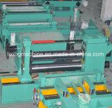 Alta precisión que raja la línea máquina para la bobina de acero