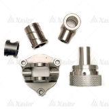 カスタマイズされたステンレス鋼または真鍮かアルミニウムCNC機械部品、CNCの製粉の部品、CNCは部品を回した