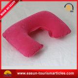 PVC膨脹可能な旅行首の枕製造者