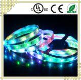 Striscia flessibile controllabile del LED con CI programmato