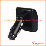 Длинный диапазон аудио-видео передатчик и приемник автомобильное зарядное устройство