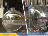 Fabrication rotatoire de stérilisateur de vapeur de stérilisateur de l'eau de stérilisateur de la cornue Dn1100X2000