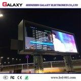 Visualización de LED delantera fija al aire libre del mantenimiento P4/P6/P8/P10/P16