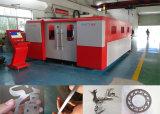 De snelle Scherpe Machine van de Laser van de Vezel van het Roestvrij staal van het Koolstofstaal van de Snelheid