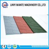 Baumaterial-Stein-überzogene Metallschindel-Dach-Fliese