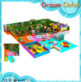 Supersweety-Süßigkeit-Mädchen-Haus-Innenspielplatz spielt Spielplatz-Geräten-Innenspielplatz