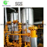 De grote Eenheid van de Dehydratie van het Gas van de Zeef van de Capaciteit 9540nm3/H van de Behandeling Moleculaire