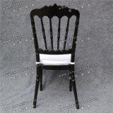 Yc-A401工場卸売の黒の王位のChiavariの結婚式の段階の椅子