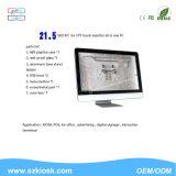 емкостный экран касания 19-27inch все в одном PC с I3/I5/I7