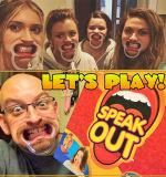 Edición de la familia de la boca de Ya del reloj - el auténtico, hilarante, juego de tarjeta de Mouthguard Yh51