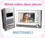 4 Hulpmiddelen van de Veiligheid van het Huis van de Deurbel van de Intercom van de Telefoon van de Deur van de draad de Video