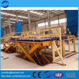 Planta de la tarjeta de yeso - cadena de producción grande de la tarjeta - maquinaria de ultramar de la tarjeta