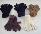 Самые теплые перчатки жаккарда зимы с шерстью