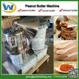 L'amande de beurre de cacahuètes Sauce tomate Making Machine de meulage de pâtes de fruits