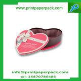 돋을새김 발렌타인의 심혼 모양 선물 포장 상자 초콜렛 종이상자 저장 상자 인쇄