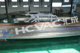 Macchina di rivestimento orizzontale del titanio PVD per il tubo dell'acciaio inossidabile