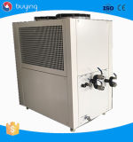 refrigeratore di acqua raffreddato aria industriale 16kw per l'evaporatore rotativo a 25c