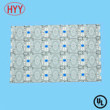 PCB de aluminio de 1.6mm para la industria de iluminación