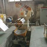 Couper à la ligne 25X2500 de longueur avec la garniture