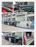 Máquina da extrusão da telha de telhado da produção Line/PVC da folha do telhado do PVC