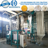 Fraiseuse de maïs courant d'usine
