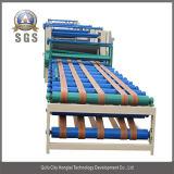 Linha de produção do painel isolante do poliuretano