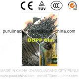 La pellicola di plastica di BOPP che ricicla l'appalottolatore con l'anello dell'acqua muore il sistema caldo di taglio del fronte