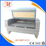 Ce ревизовал резец лазера 100 ватт для материального вырезывания (JM-1680T-CCD)