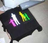 Weiches waschbares und Qualitäts-Neongrün PU-Vinyl für Clothintg