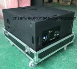 Berufsstromleitung Reihen-System 2 x 15 '' aktiver Subwoofer Lautsprecher