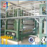 粗野な食用油の精製所装置(30tpd)