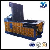 Ce сделанный в металле ручным управлением отхода фабрики Китая стальном залуживает Baler /Cans