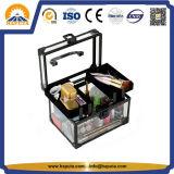 新製品のゆとりのAcryclicの宝石箱の構成のケースの医学ボックス(HB-6344)