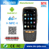 Androider des OS-4inch Hand-PDA Barcode-Scanner Screen-mit NFC (PDA3503)