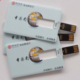 Kreditkarte USB-Blitz-Laufwerk 512MB mit freiem Firmenzeichen-Drucken (TF-0422)