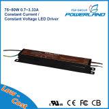 programa piloto actual de 75~80W 0.7~3.33A/constante constante del voltaje LED